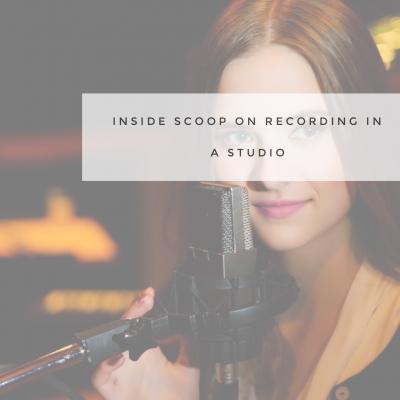 Inside Scoop | Recording an EP