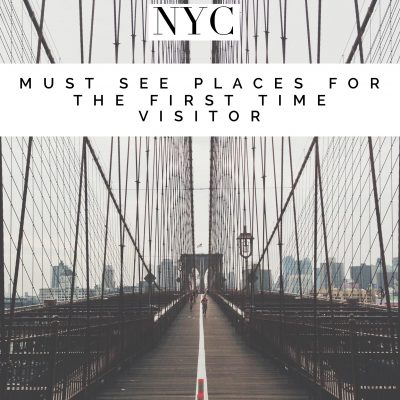 Must See Places In NYC