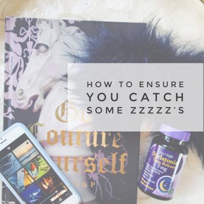 How to Catch Some Zzzzzz's