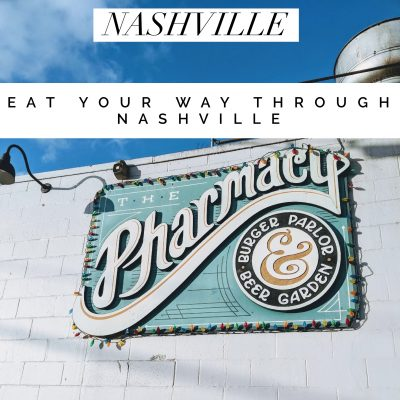 Eat your way through Nashville