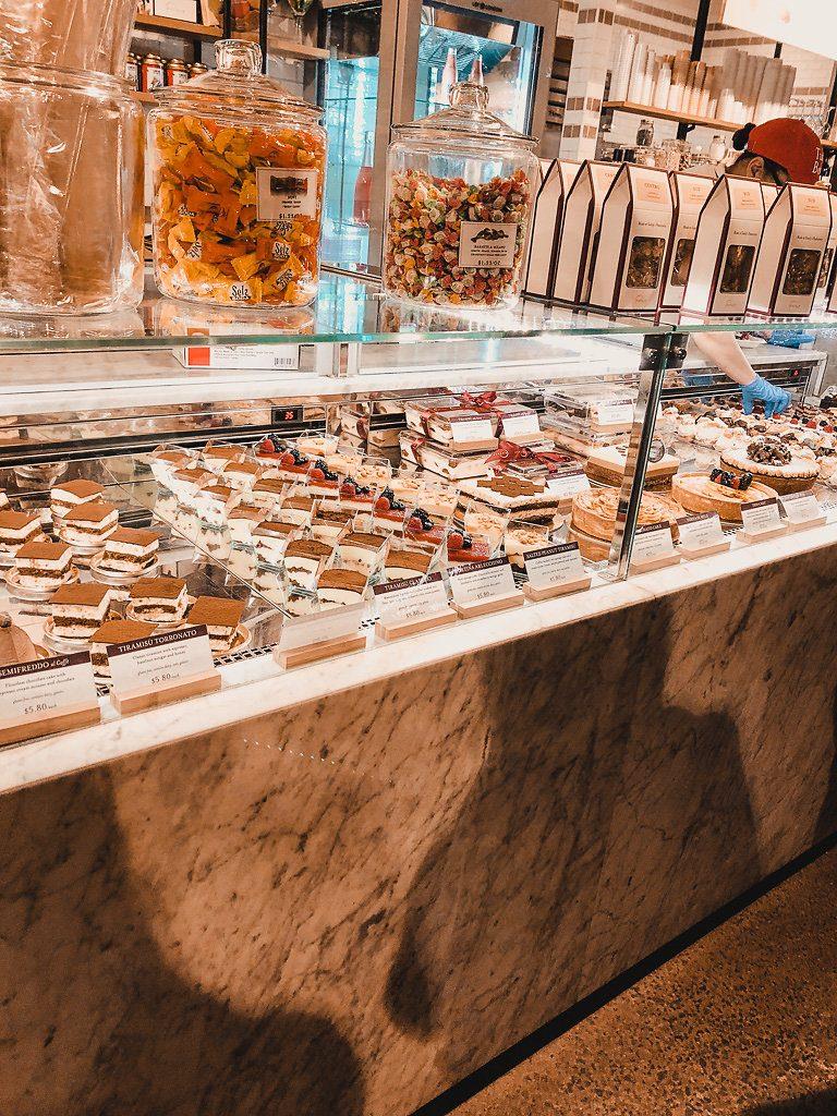 Eataly bakery